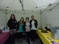 Les stagiaires participantes RIFE 2014