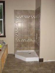 céramique de douche