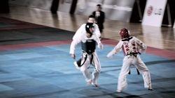 Taekwondo feature