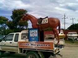 TAB Horse