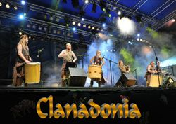 Performers - Tribal Band Clanadonia