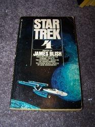Star Trek 4: - James Blish - Paperback