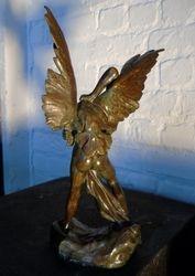 """Bronze """"Ganymède"""""""