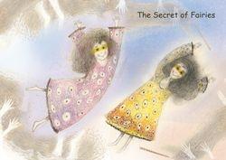 THE SECRET OF FAIRIES by Armine Anda
