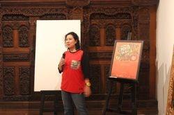 Erica & 58 solo exhibition  2013