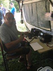 Ham radio emergency ops training