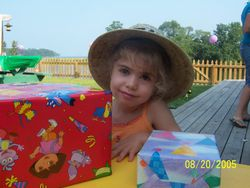 Haley's 5th Birthday