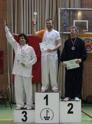 Borja 1er puesto Taiji