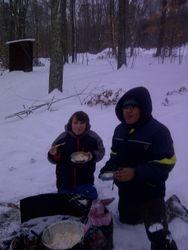 Klondike Derby - January Camping Trip