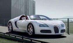 Bugatti Veyron 16.4 Grand Sport Vitesse - Wei Long 2012