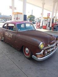 25. 54 Chevy 240