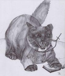The Exorcat