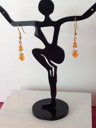 Leukemia Awareness Earrings (Item #3214) $10.00
