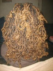 Synthetic Hair Kinky Twist