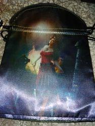 Tarot/Orakelkortspåse / Tarot/Oracle deck pouch Priestess