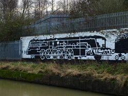 Wolverton Locomotive