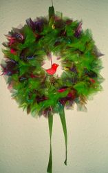 Bird Wreath