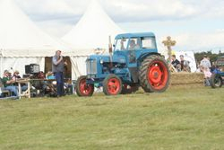 1958 Fordson Power Major with winsam cab