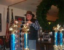 Larry Rishel, Auctioneer