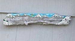 Ski Resort sign