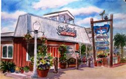 Sea Shanty Restaurant, Cayucos