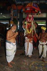shri  Maha meru samprokshana kalsa purappadu