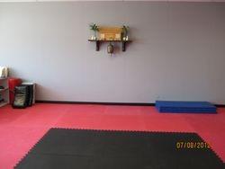 The Training Area 3