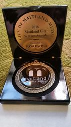 Maitland Service Medal