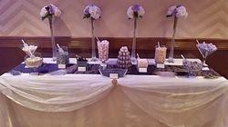 Purple Lavender Wedding 8