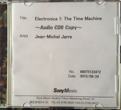 Electronica 1 & 2 - Japan