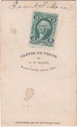 G. W. Manly of Akron, Ohio