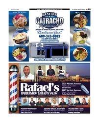 EL RINCON CATRACHO / RAFAEL BARBERSHOP
