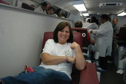 OSERVS Blood Drive 2011