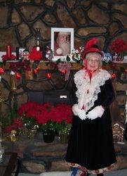Victorian Mrs. Claus