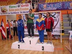 XX LATIN AMERICAN WOMEN CHAMPIONS 2010