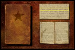 Bucky's activation book #2