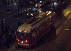 A Closer Look at PCC #1061 At Night. (13/05/13)