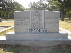 Set in Mallard Cemetery
