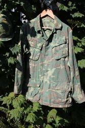USMC ERDL Jungle Uniform.