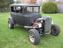 30.30 Ford Tudor model a