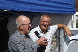 Tony St Clair and Frank Rimer