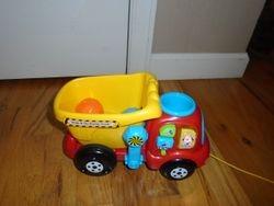 VTech Drop and Go Dump Truck - $8
