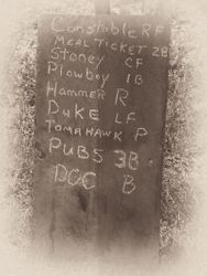 Line-Up Board