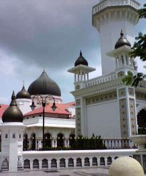 Captain Keling Mosque