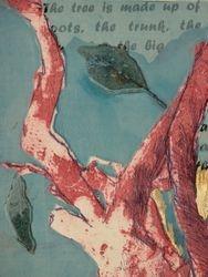 Dead Leaf II Detail