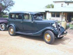 1933 Sedan