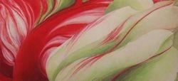 Swirling Tulips