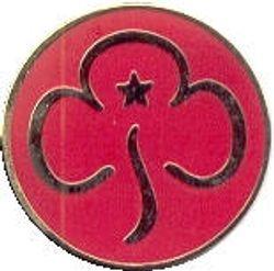 Current Trefoil Guild Promise Badge