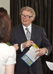 Book Launch 2013 at Her Majesty's Theatre