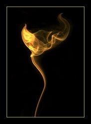 Incense smoke - Flower
